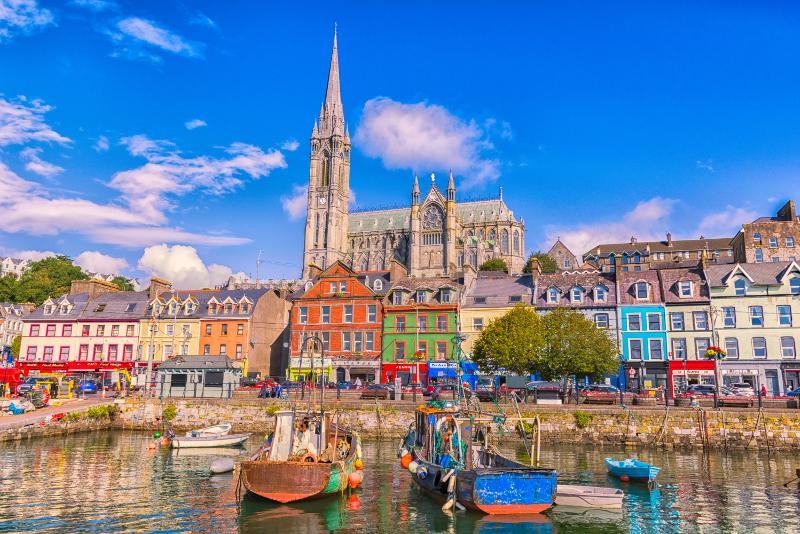 Gite di un giorno a Cork da Dublino