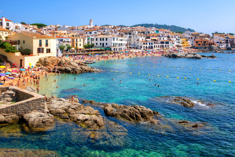 Costa Brava - day trips from Barcelona
