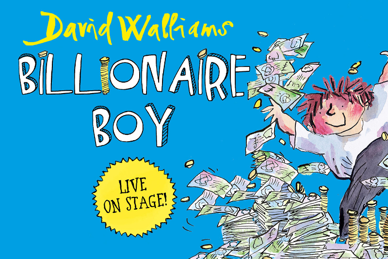 Il miliardario di David Walliams - London Musicals