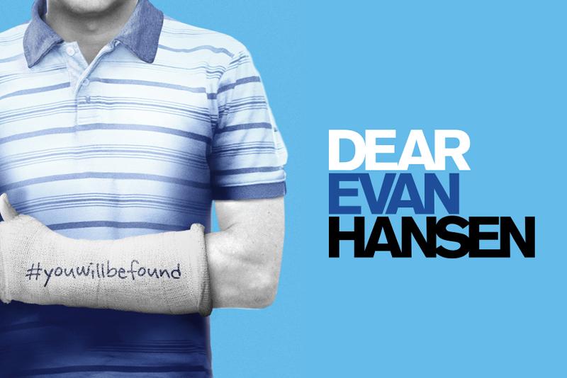 Dear Evan Hansen - Meilleures Comédies Musicales à voir à Londres en 2019/2020