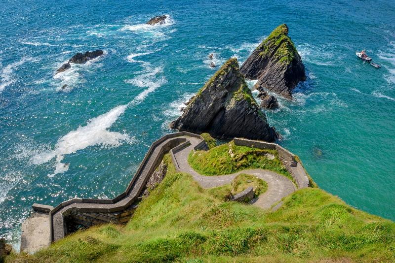Passeios de um dia na Península de Dingle saindo de Dublin