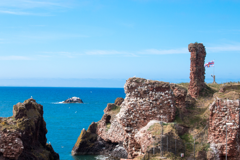 Dunbar - day trips from Edinburgh