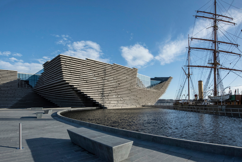 Dundee - day trips from Edinburgh