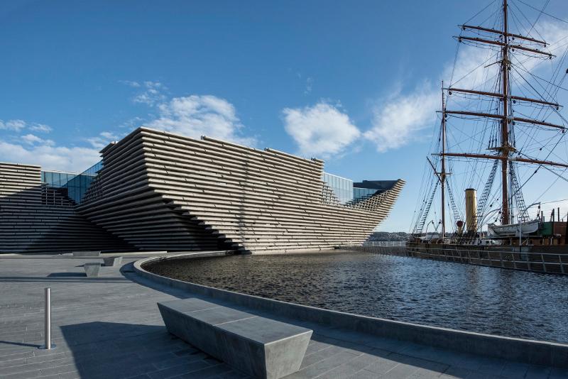Dundee - Tagesausflüge von Edinburgh