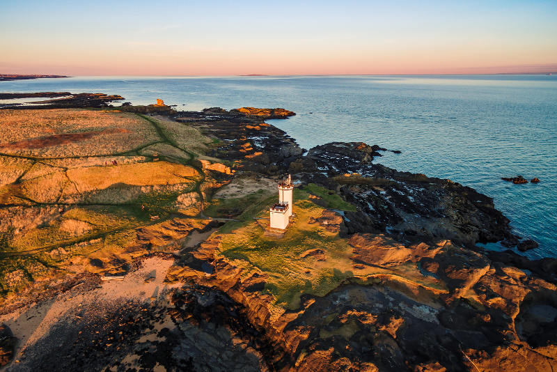 Elie - day trips from Edinburgh