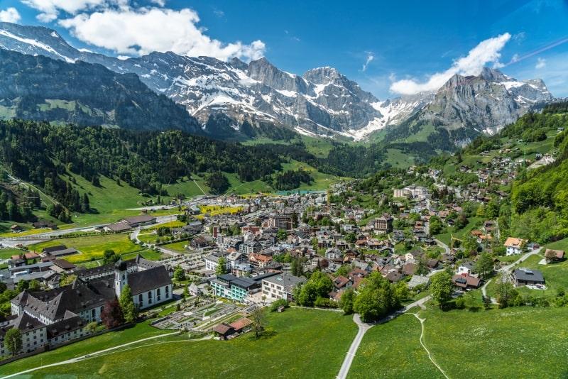 Engelberg day trips from Zurich