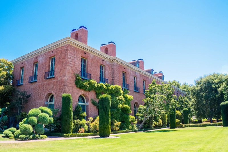 Filoli day trips from San Francisco