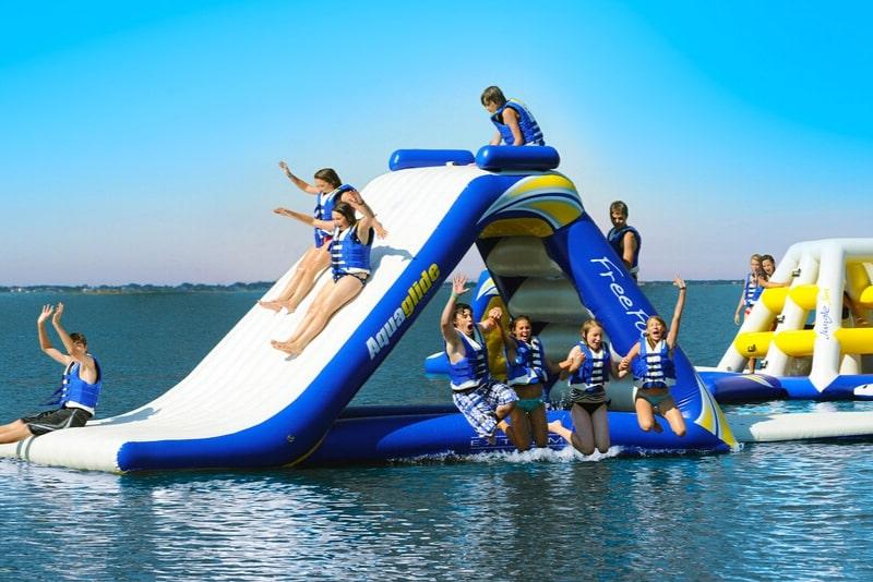 GC Aqua Park - #11 Gold Coast theme parks