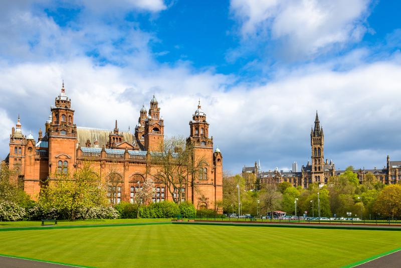 Glasgow - Tagesausflüge von Edinburgh