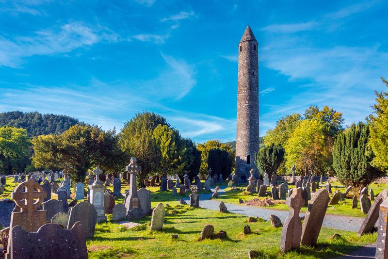 Passeios de um dia em Glendalough saindo de Dublin