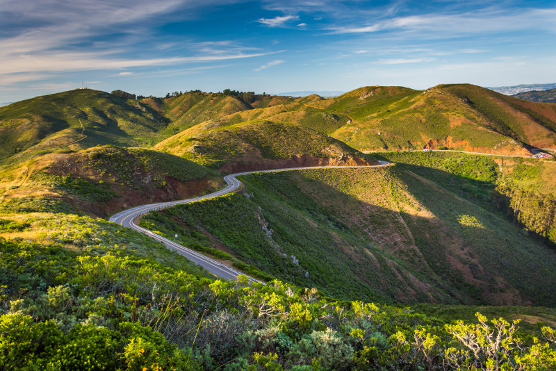 Golden Gate National Recreation Area day trips from San Francisco