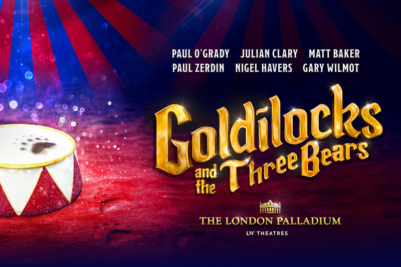 Goldilocks and the Three Bears - Meilleures Comédies Musicales à voir à Londres en 2019/2020