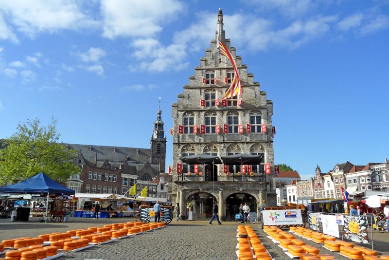Gouda-Tagesausflüge ab Amsterdam