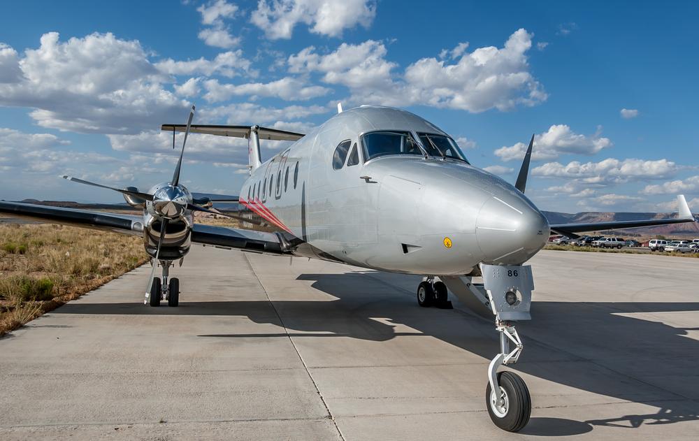 Gran Canyon Airplane tours from Las Vegas