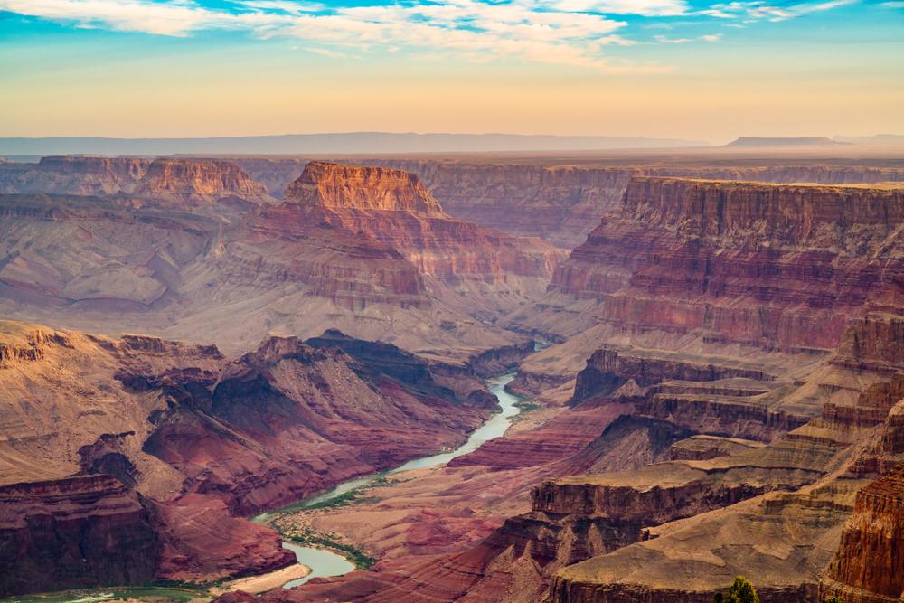 Gran Canyon South Rim Tours von Las Vegas aus