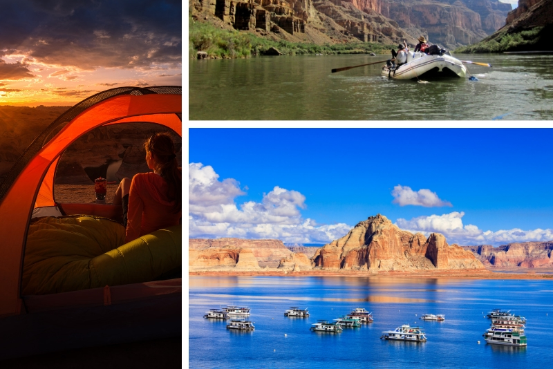 Grand Canyon 2-Day Whitewater Rafting Tour (Overnight) from Las Vegas