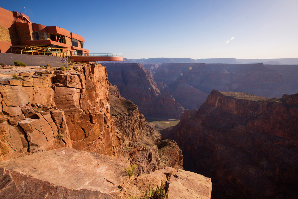 Grand Canyon Tours com Skywalk