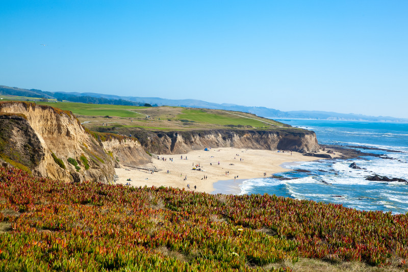 Half Moon Bay day trips from San Francisco