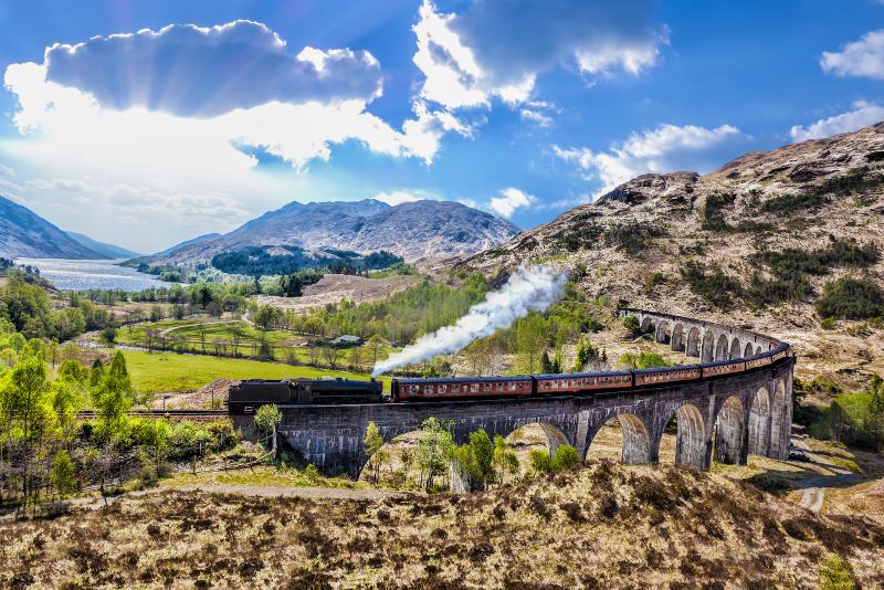 Harry Potter Drehorte - Tagesausflüge von Edinburgh