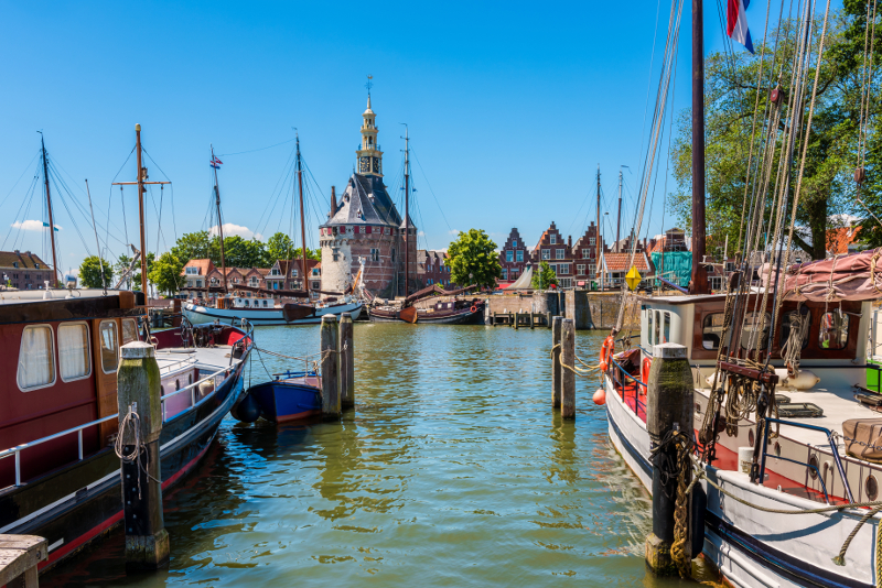 Hoorn day trips from Amsterdam