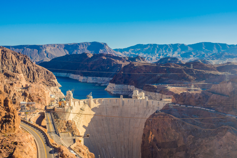 Hoover Dam day trips from Las Vegas