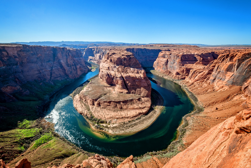 Horseshoe Bend day trips from Las Vegas