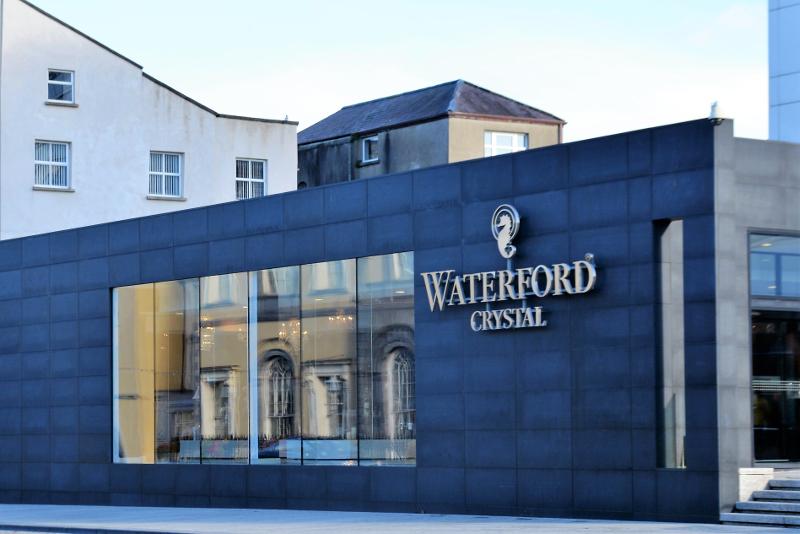 Viagens de um dia a Crystal House of Waterford saindo de Dublin