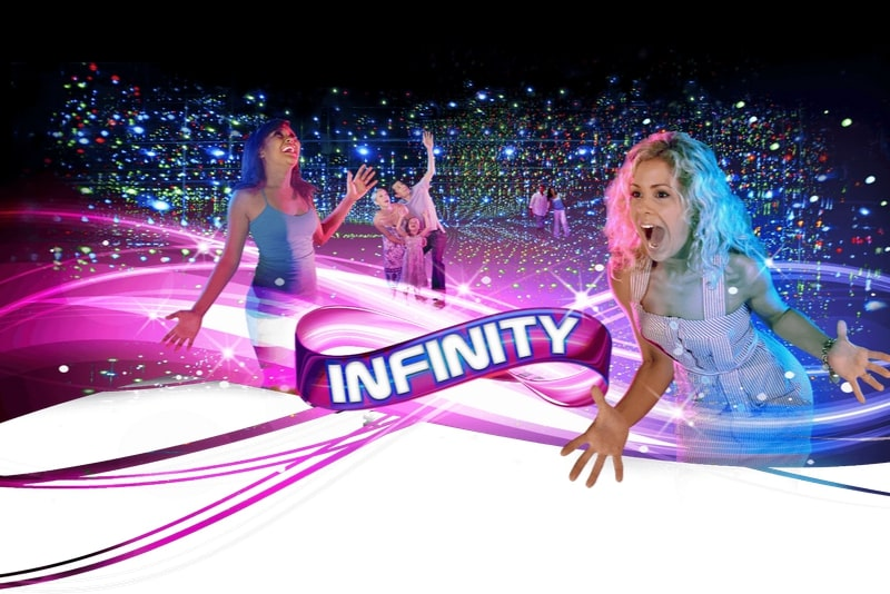 Infinity Attraction - #9 Gold Coast theme parks
