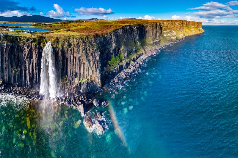 Isla de Skye - excursiones de un día desde Edimburgo
