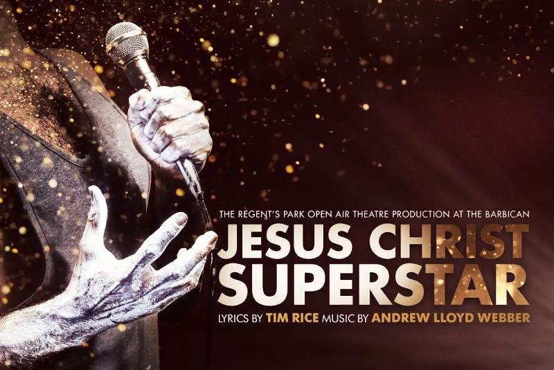 Jesus Christ Superstar - Meilleures Comédies Musicales à voir à Londres en 2019/2020