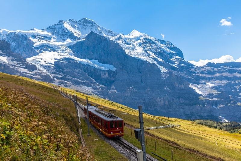 Escursioni di un giorno a Jungfraujoch da Zurigo