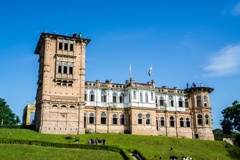 Kellie Castle - day trips from Edinburgh
