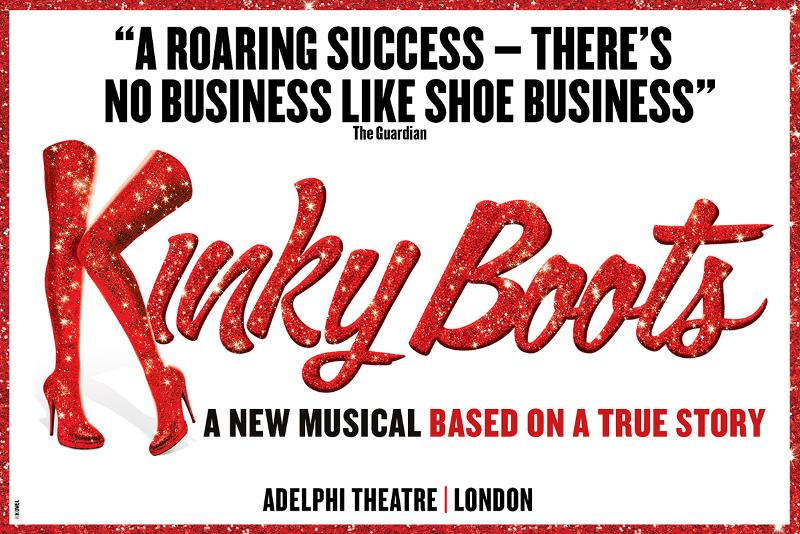 Kinky Boots - Meilleures Comédies Musicales à voir à Londres en 2019/2020