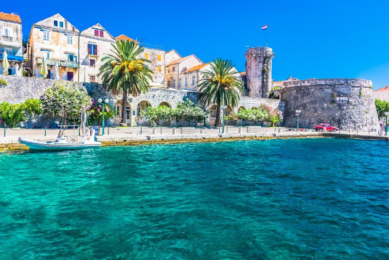 Korcula Tagesausflüge von Split