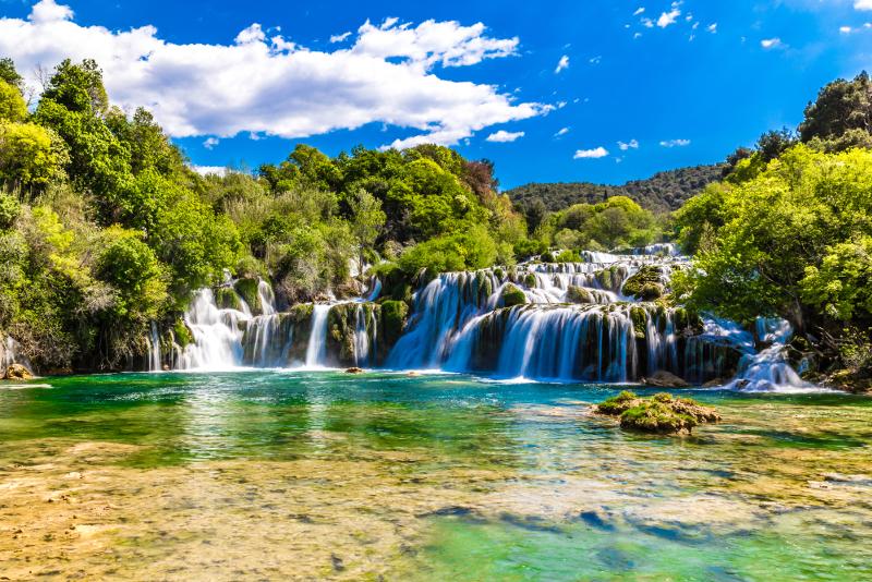 Excursiones de un día al Parque Nacional Krka desde Split