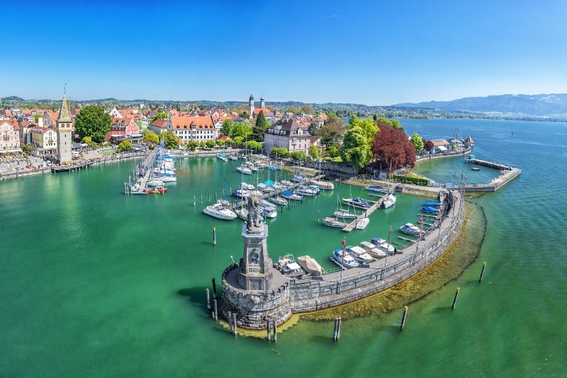 Lake Constance day trips from Zurich