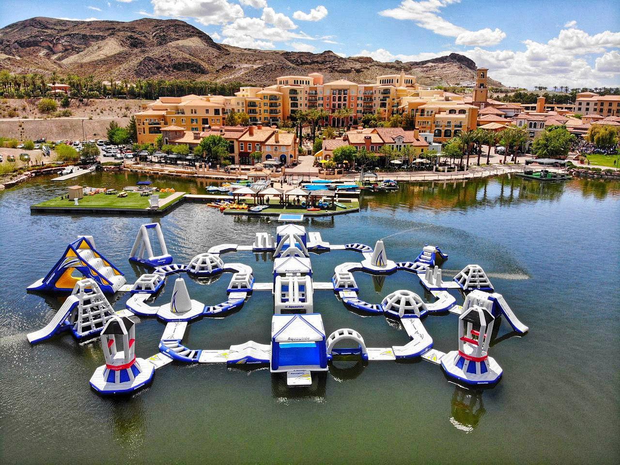Gite di un giorno agli sport acquatici sul lago di Las Vegas da Las Vegas