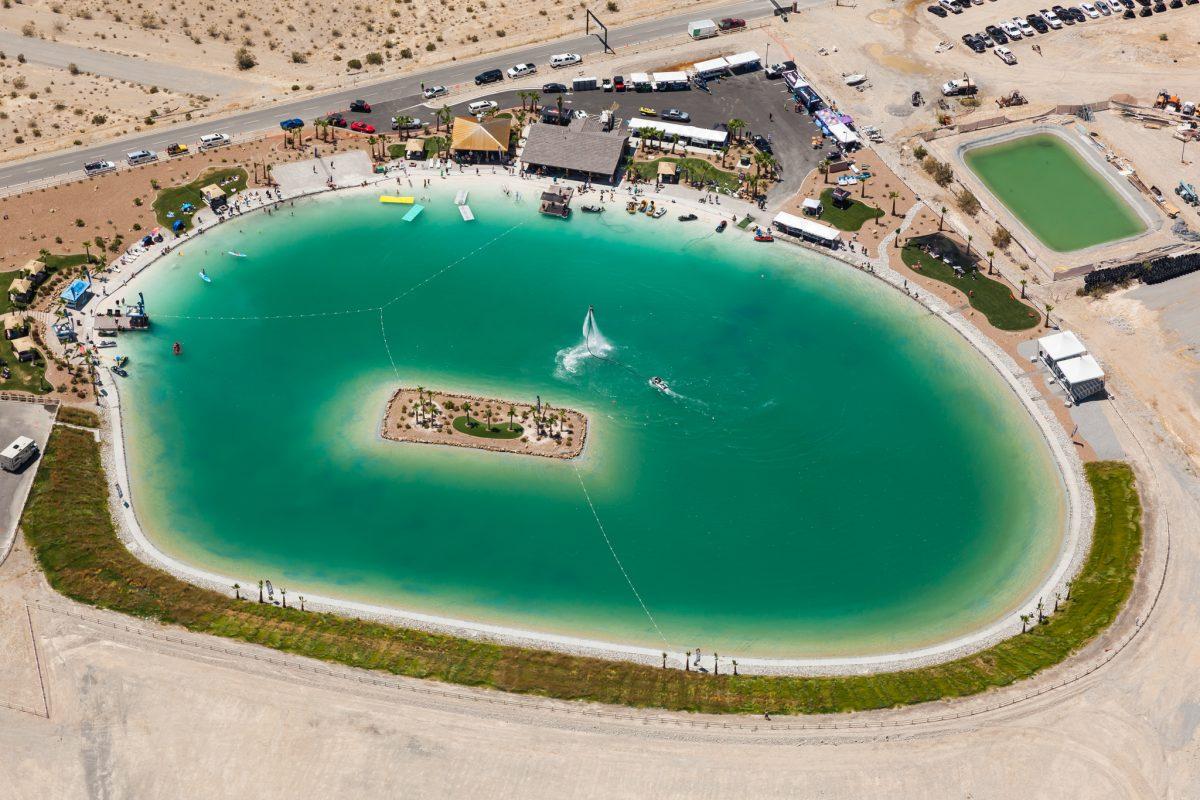 Lake Spring Mountain Tagesausflüge von Las Vegas