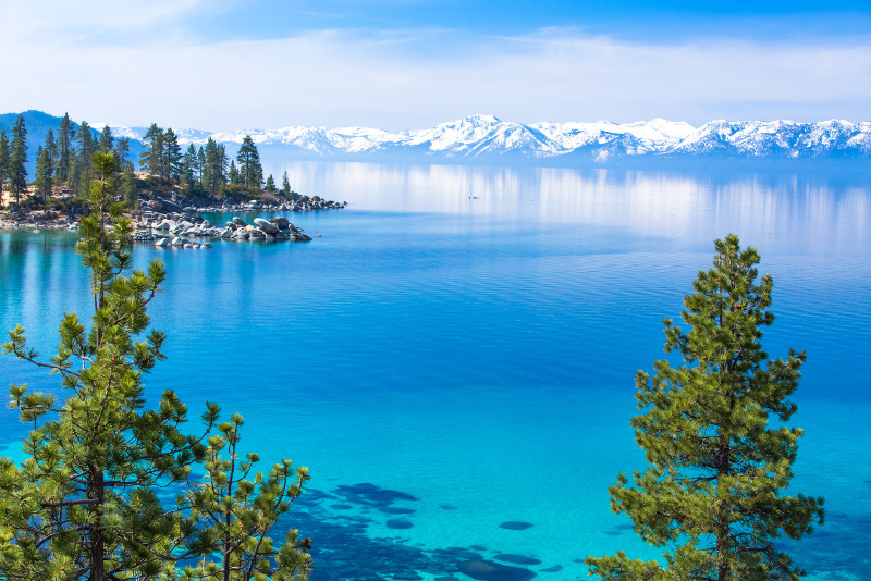Lake Tahoe day trips from San Francisco