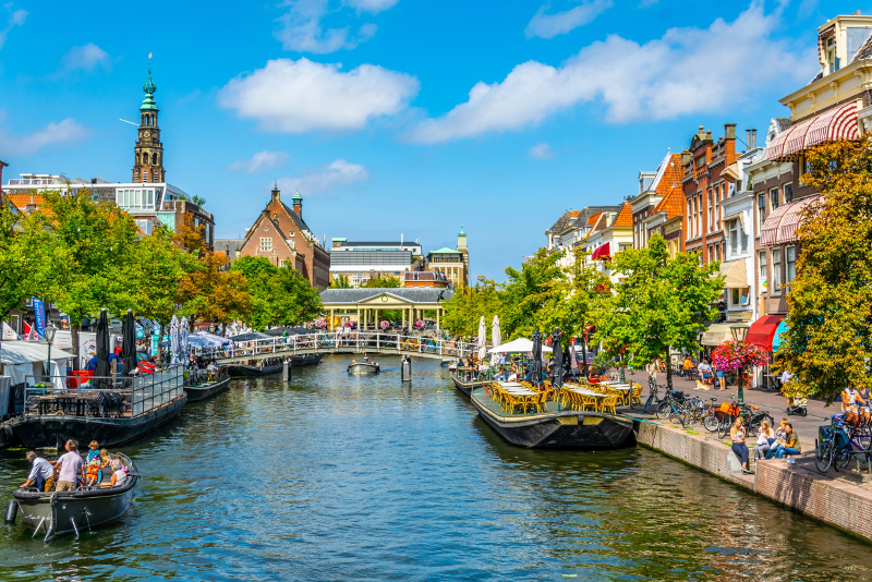 Leiden day trips from Amsterdam