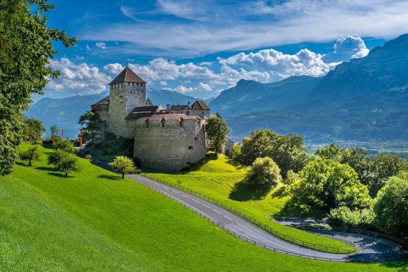 Liechtenstein day trips from Zurich