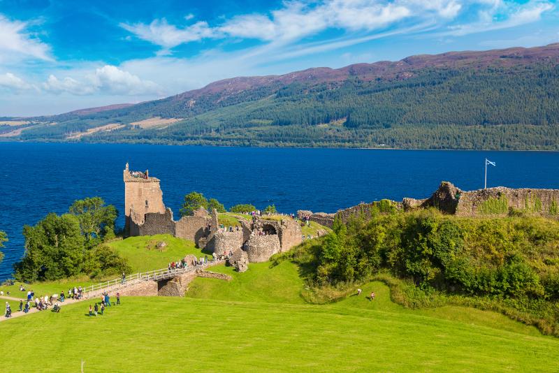 Loch Ness & The Highlands - Tagesausflüge von Edinburgh