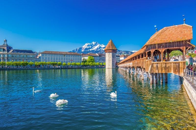 Escursioni di un giorno a Lucerna da Zurigo