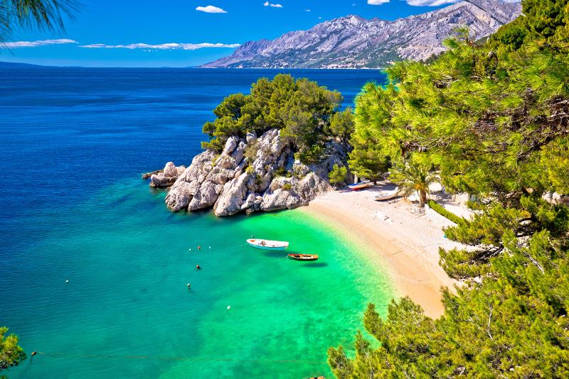 Makarska day trips from Dubrovnik