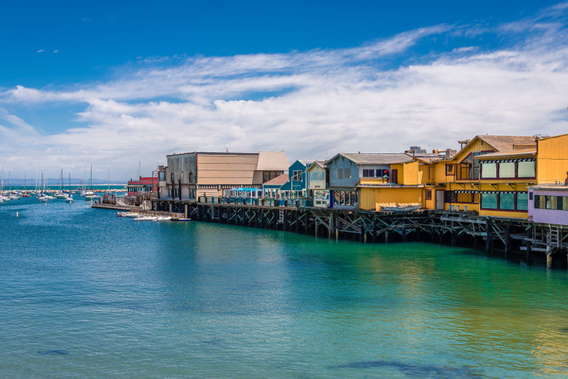 Monterey day trips from San Francisco