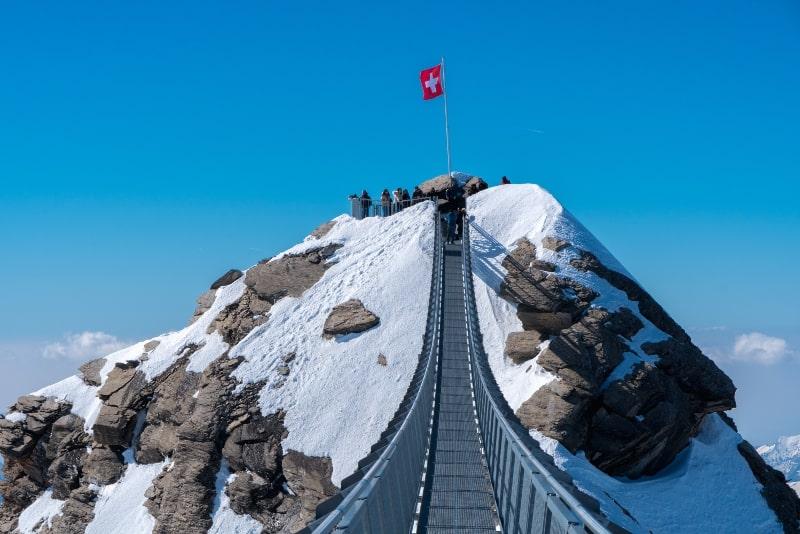 Escursioni di un giorno al Monte Titlis da Zurigo