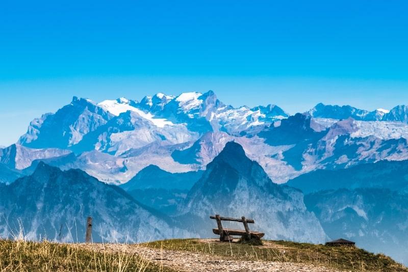 Mt Rigi day trips from Zurich
