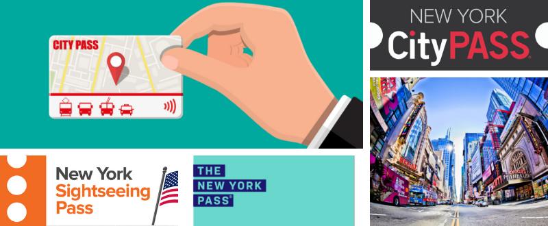 NYC city passes comparison