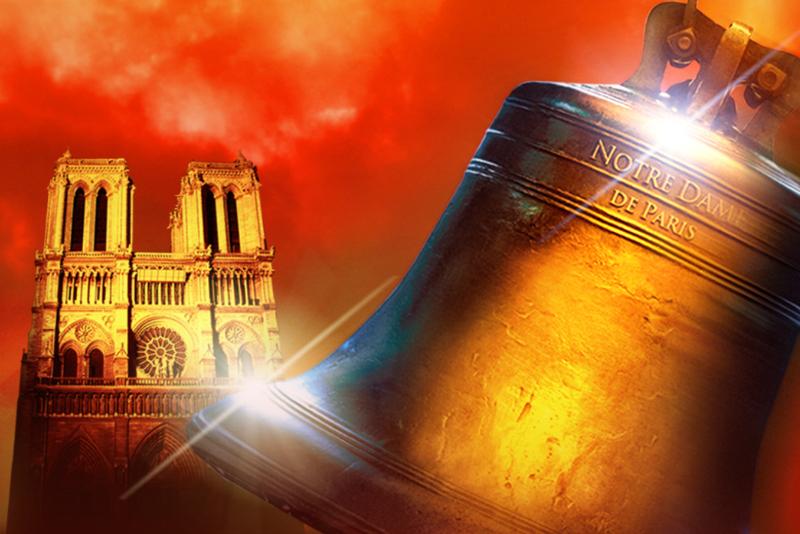 Notre Dame de Paris - Meilleures Comédies Musicales à voir à Londres en 2019/2020