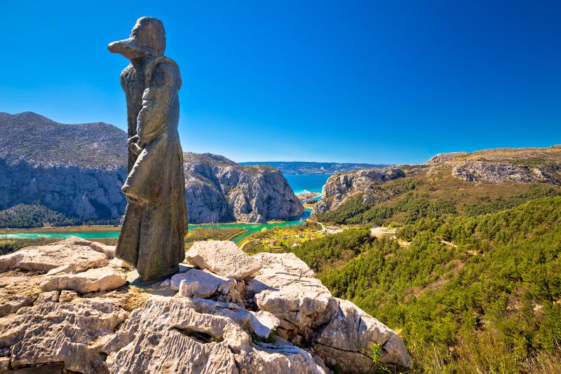 Omis excursiones de un día desde Split